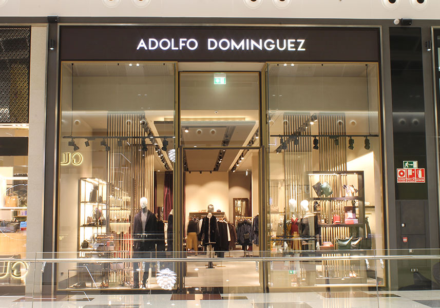 adolfo dom nguez nevada shopping