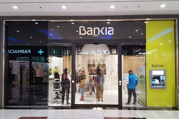 bankia nevada shopping
