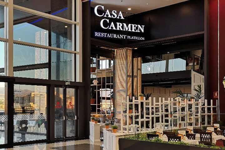 casa carmen nevada shopping