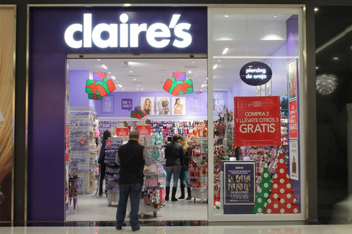 Best Shopping Sites >> Claire's | Nevada Shopping
