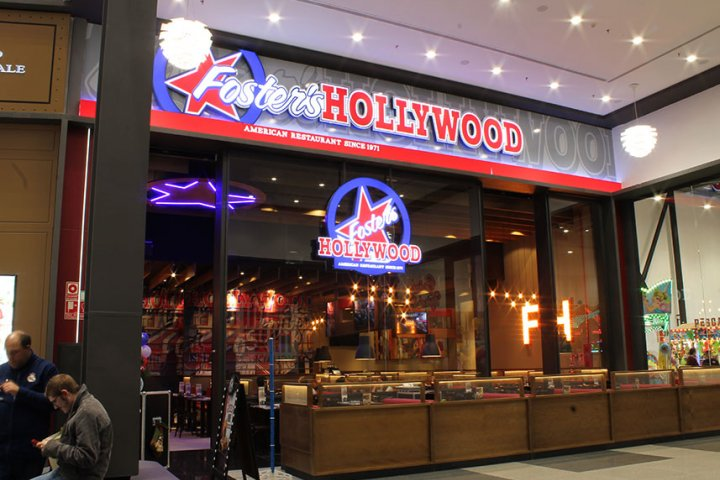Restaurante Foster's Hollywood Nevada Shopping