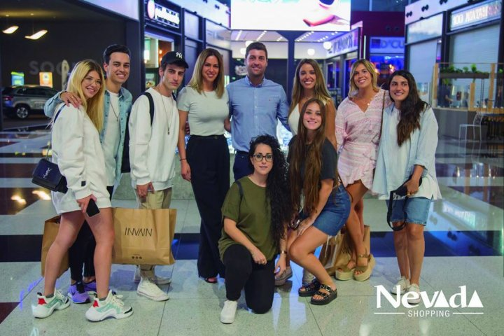 influencers nevada shopping