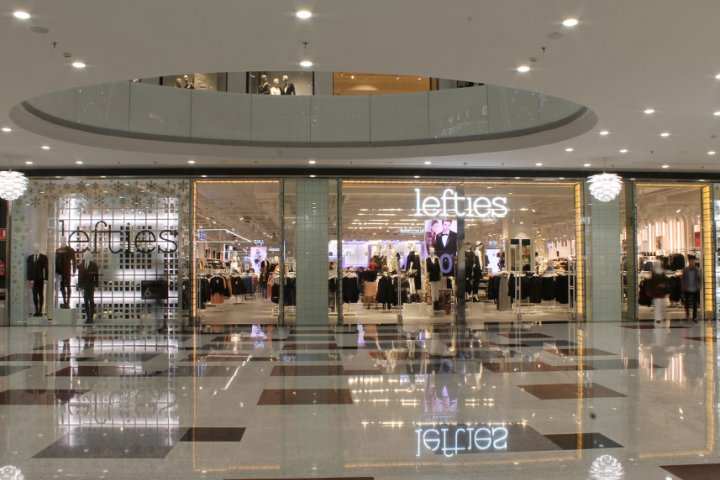 Tienda lefties Nevada Shopping