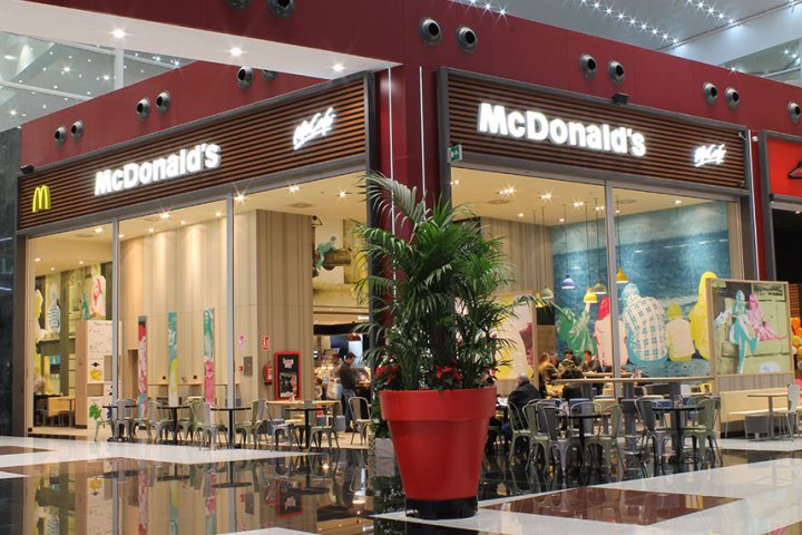 Restaurante McDonald's Nevada Shopping