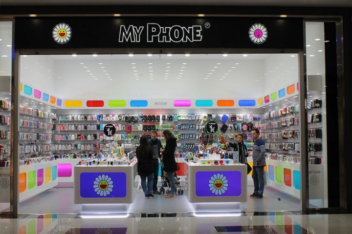 Tienda My Phone Nevada Shopping