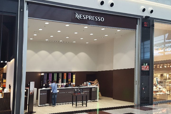 nespresso nevada shopping