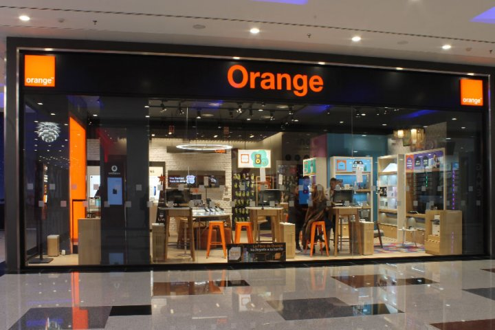 Tienda Orange Nevada Shopping