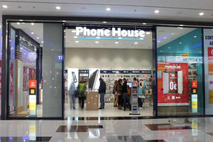 Tienda The Phone House Nevada Shopping