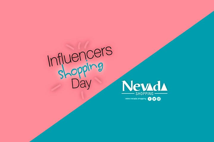 influencers shopping day