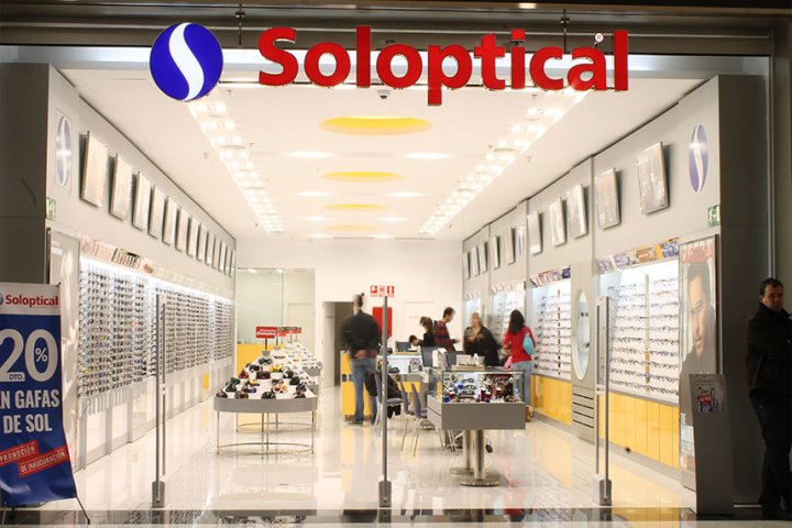 Tienda Soloptical Nevada Shopping