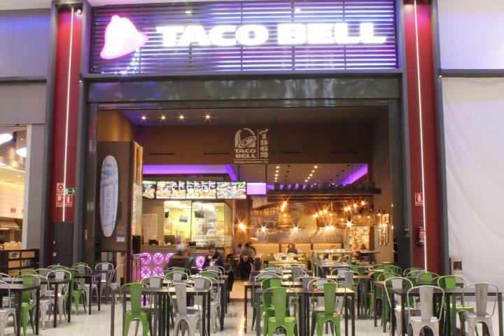 Restaurante Taco Bell Nevada Shopping