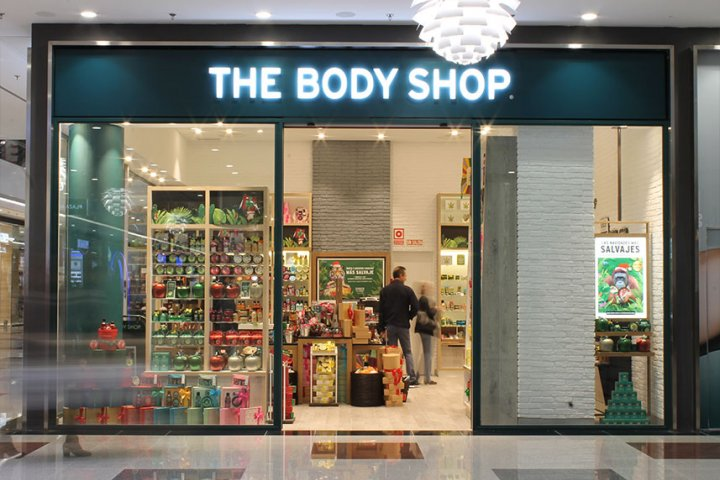 Tienda The Body Shop Nevada Shopping