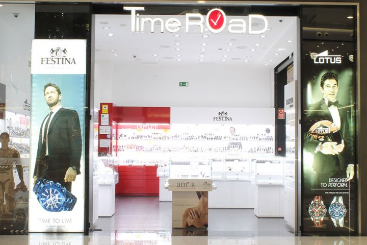 Tienda Time Road Nevada Shopping