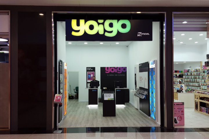 yoigo nevada shopping