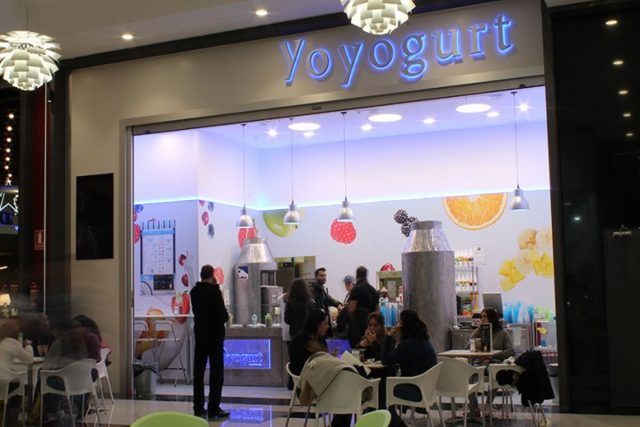Yoyogurt Nevada Shopping